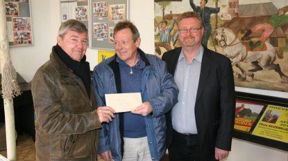 Michel Van den Brande steunt project Sri Lanka