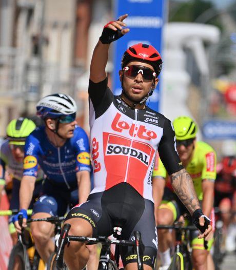 Ewan klopt Van Poppel in sprint derde etappe Ronde van België