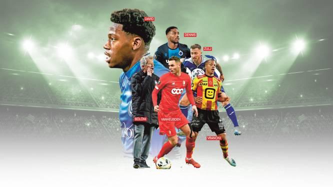 AA Gent wil ploeg samenhouden, Standard moet verkopen en Anderlecht doet niet te zot: hoe ver staat uw club voor volgend seizoen?