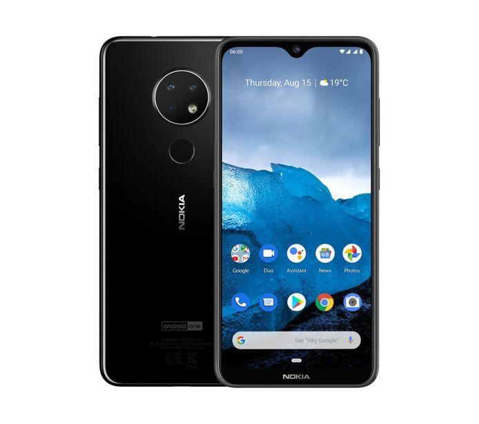 De nieuwe Nokia 6.2.