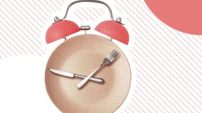 Populair in Hollywood en bij ons: intermittent fasting