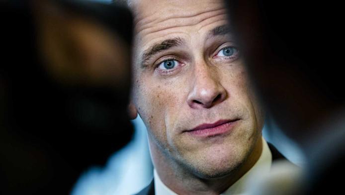 PvdA-fractievoorzitter Diederik Samsom.