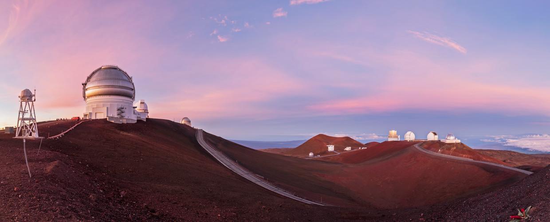 Grote telescopen, zoals deze op Hawaii, ontdekken aan de lopende band nieuwe planeten rondom de sterren. Beeld Hollandse Hoogte