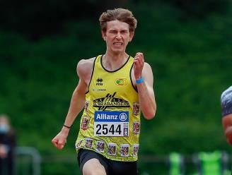 """Yoran Deschepper gaat op het BK voor een medaille op de 100m en de 200m: """"De concurrentie is groot, maar ik geloof in mijn kansen"""""""