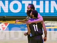 Le duo Harden-Irving sauve les Nets, Jokic et Doncic régalent