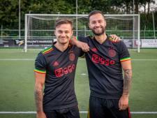 Broederliefde bij Be Quick: 'Dat we allebei zijn afgevallen voor het profvoetbal, heeft ons dichter bij elkaar gebracht'