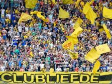 NAC vraagt supporters in coronatijd af te zien van financiële compensatie