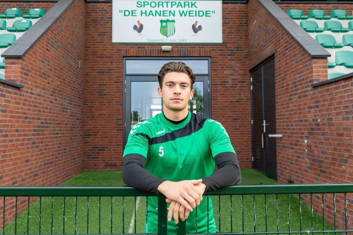 Bart Westerlaken voetbalt volgend seizoen bij DOVO.