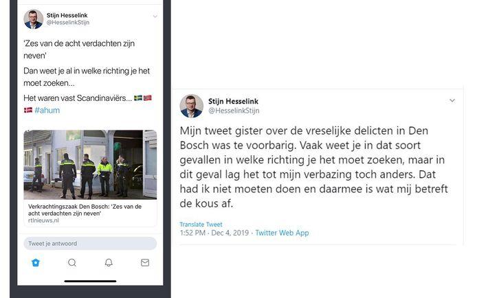 Tweets van Stijn Hesselink