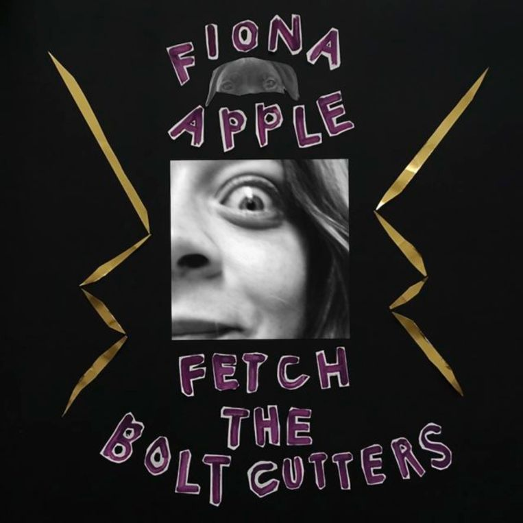 'Fetch The Bolt Cutters' van Fiona Apple Beeld Epic