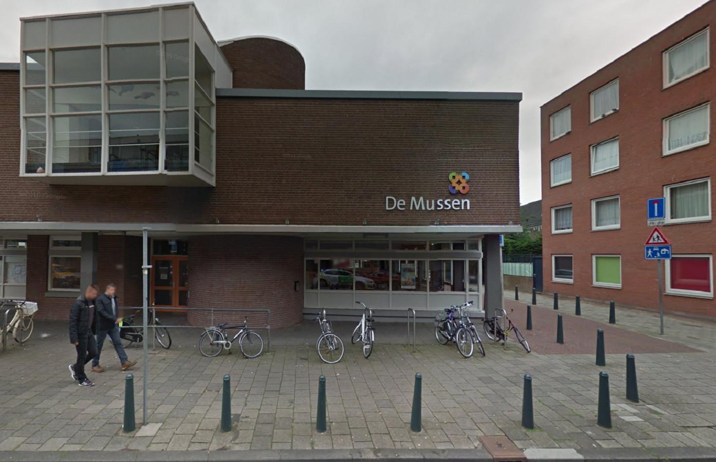 Buurthuis De Mussen.