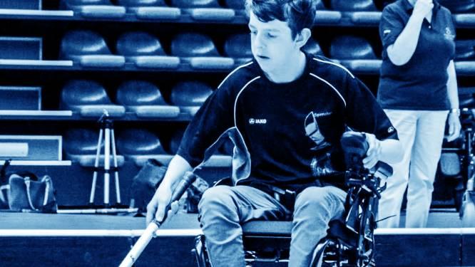 Geselecteerd voor WK rolstoelhockey, maar om er te spelen heeft Bekkevoortse Daan (20) aangepaste rolstoel van liefst 20.000 euro nodig