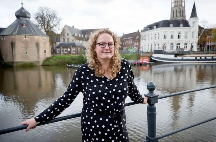 Rory Heltzel, de nieuwe coördinator van het Stadslab Breda.