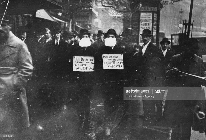 Paris, 1er mars 1919