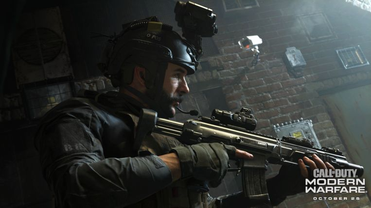 Call of Duty: Modern Warfare Beeld Activision