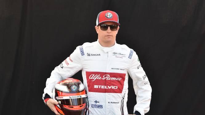 Kimi Räikkönen met un terme à sa carrière en F1