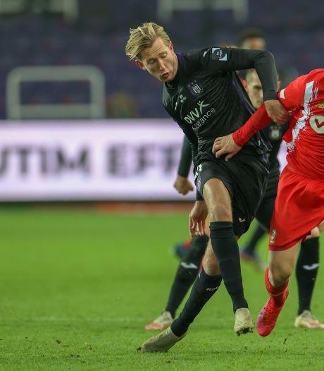 Anderlecht en Standard Luik komen niet tot scoren