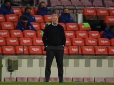Koeman voor topper tegen Sociedad: 'Accepteren dat we niet alles kunnen winnen'