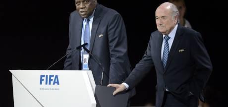 'Blatter van Afrika' heeft ook vieze handen