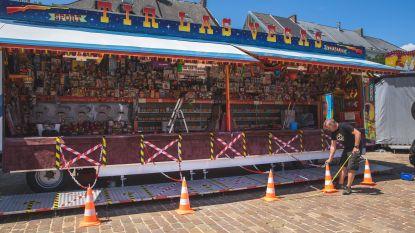 Eerst geweer schoonmaken, dan pas mikken: zo ga je naar de Feestenfoor op het Sint-Pietersplein