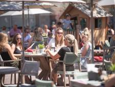 Veiligheidsregio tevreden over eerste terrasdag in Twente