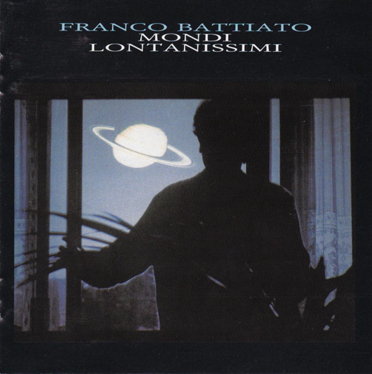 'Mondi Lontanissimi' (1985) van Franco Battiato. Beeld RV