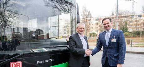 Ebusco uit Deurne partner voor ontwikkeling elektrische bus Deutsche Bahn