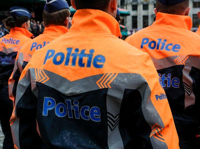 Illustratiebeeld: politiemacht