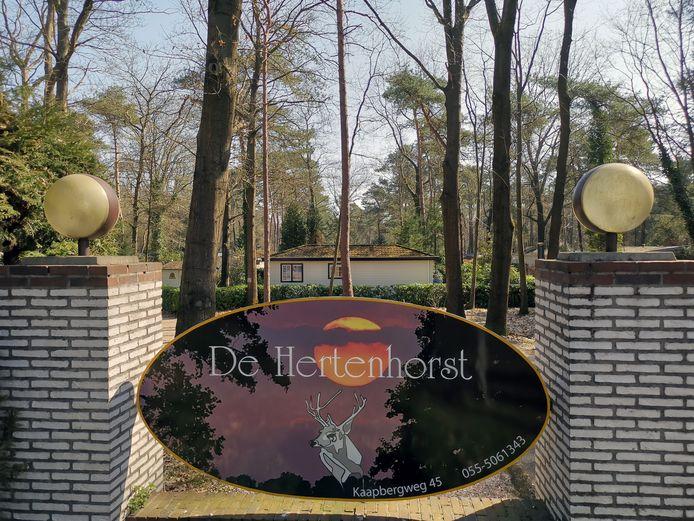 Vakantiepark De Hertenhorst.