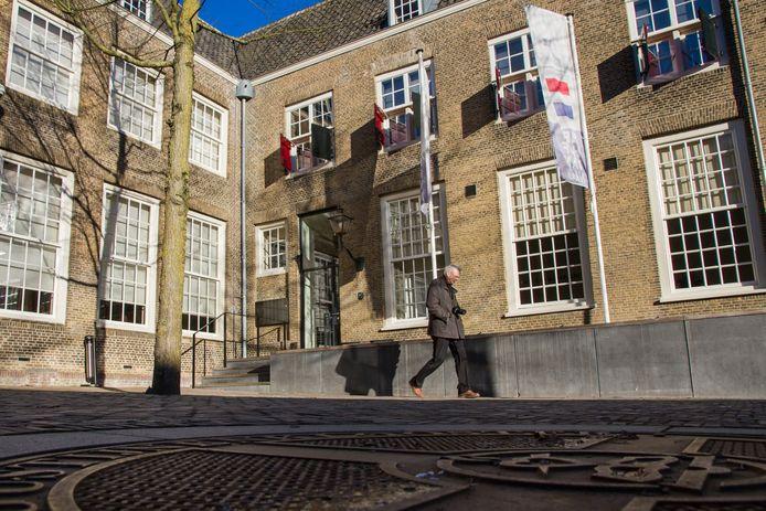 Museum Het Hof van Nederland in Dordrecht.