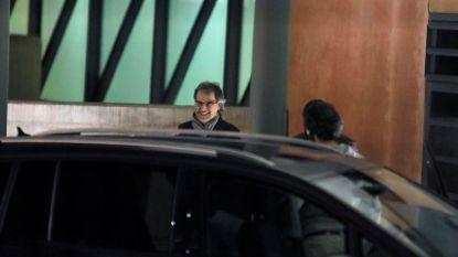 Eerste leider van Catalaanse separatisten tijdelijk vrijgelaten
