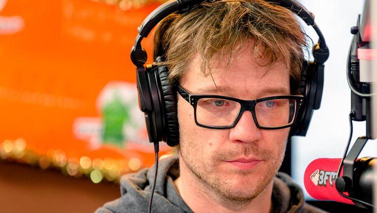 Giel Beelen. De radio-dj wil het liefst nog dit jaar stoppen met zijn programma Giel op 3FM. Beeld anp