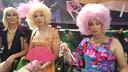 Juryleden Miss Valentina, Marcella en Maggie