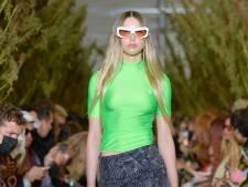 Eve Jobs, la fille de Steve Jobs, a attiré tous les regards lors de son premier défilé à la Fashion Week