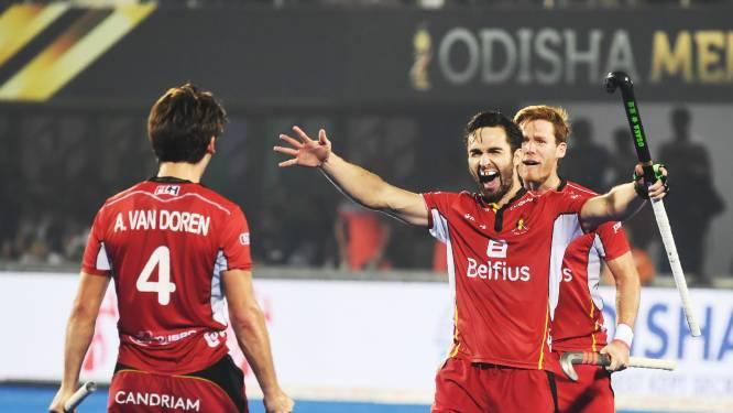 """Kan het nog mislopen voor de Red Lions? Van Doren en Luypaert zien 4 gevaren: """"Moeten álle matchen vergeten"""""""