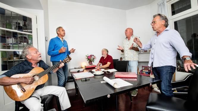 Mannenkoor Baddies bestaat 40 jaar: 'Ons dieptepunt was optreden op een vrouwenfeest'