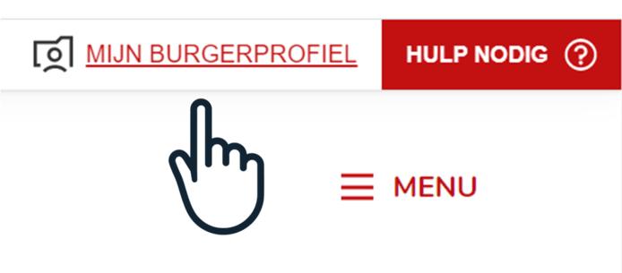 'Mijn Burgerprofiel' is nu ook te vinden op de website van de gemeente Langemark-Poelkapelle.