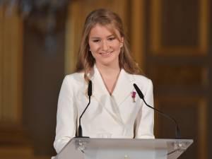 La princesse Elisabeth officiellement diplômée