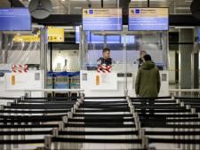 Fransman (35) opgepakt op Schiphol met 164.000 euro in bagage