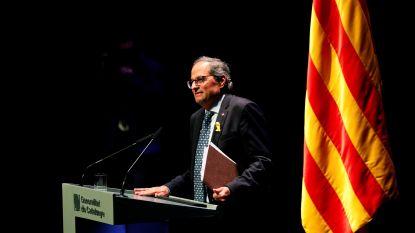 Catalaanse premier blaast afscheidingswens nieuw leven in