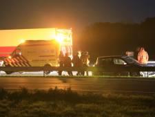 A28 weer open na ongeval met blikschade bij Putten