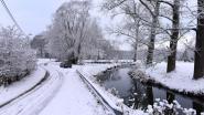 Sneeuw, sneeuw en nog sneeuw