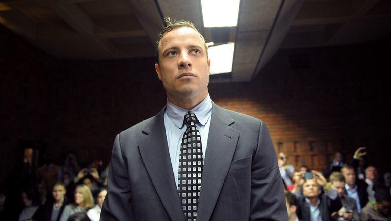 Oscar Pistorius. Beeld afp
