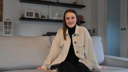 """Kato (14) heeft eerste hoofdrol beet in popmusical 'June Foster': """"Zo lang het allemaal lukt, blijf ik doorgaan"""""""
