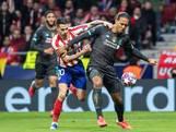 Van Dijk met Liverpool onderuit in Madrid