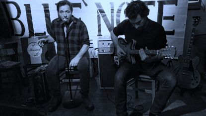 Bluesband Tom's Place in 't Damberd