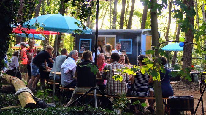 'n Bos Food and Drinks Festival in Daarle wordt een jaar opgeschoven.