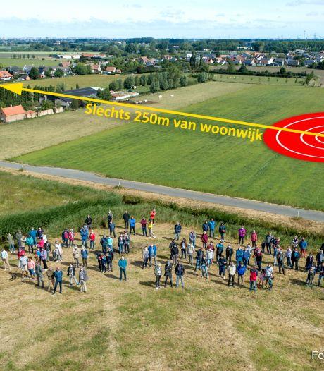 Tot ongeloof van buurt én stad: provincie keurt drie windmolens langs N31 in Brugge en Zuienkerke goed