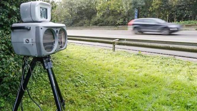 Bijna 500 chauffeurs geflitst in Hasselt