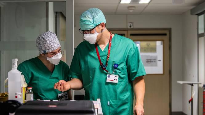 Corona-update: 460 coronadoden in Aalsterse ziekenhuizen sinds start pandemie